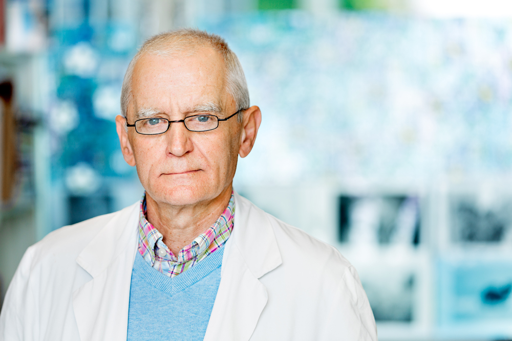 Anders R Holmberg, VD, DexTech Medical. Foto: Gonzalo Irigoyen