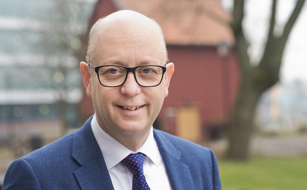 Henrik Grönberg, överläkare och professor vid Karolinska Institutet.