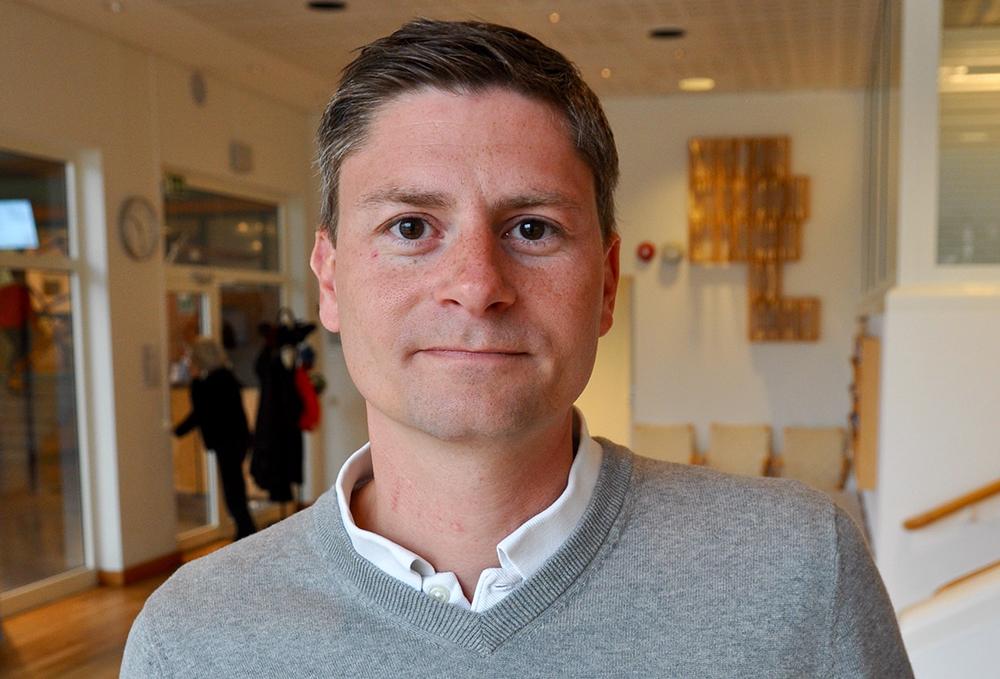 Göran Jönsson, forskare vid Lunds universitet.