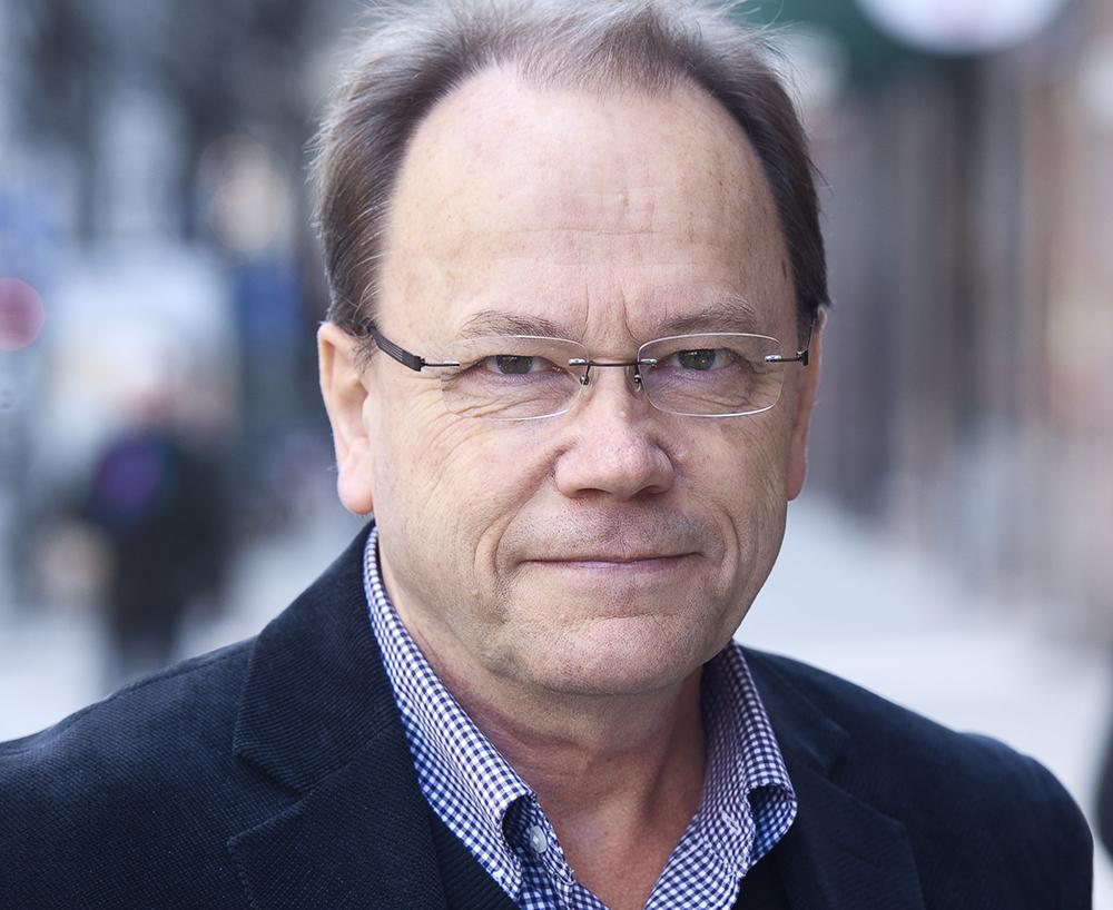 Sten Nilsson, överläkare och professor vid Karolinska Institutet.