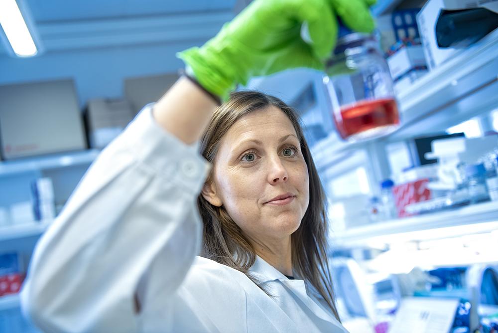 69 miljoner kronor till den patientnära cancerforskningen