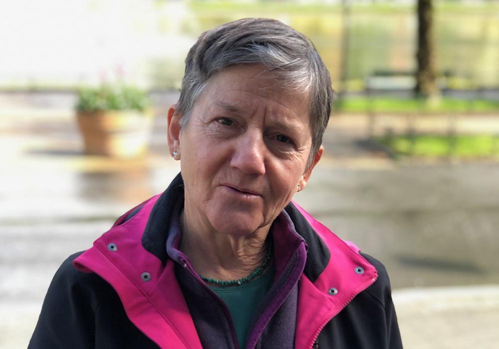 Elisabet Lidbrink, medicine doktor och överläkare vid Patientområde Bröst-, endokrina tumörer och sarkom vid Karolinska Universitetssjukhuset.