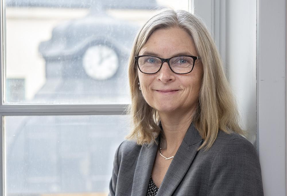 Karin Ekström Smedby specialistläkare vid Karolinska Universitetssjukhuset och forskare vid institutionen för medicin vid Karolinska Institutet Solna.