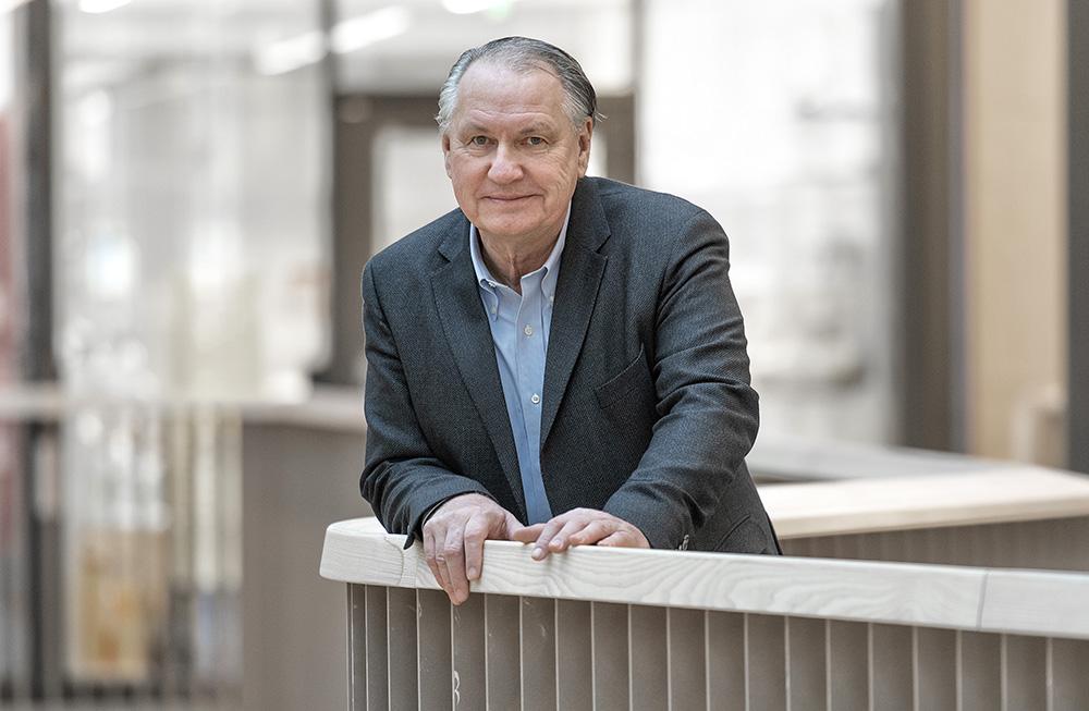 Klas Kärre, professor i onkologi vid Karolinska Institutet.