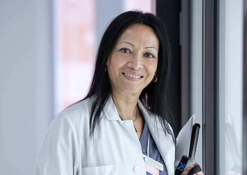 Kenny Rodriguez-Wallberg, specialist i reproduktionsmedicin och docent vid KI.