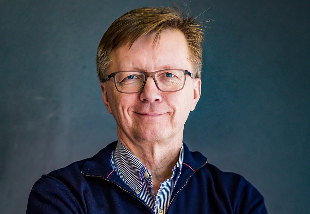 Olli Kallioniemi, professor i molekylär precisionsmedicin och direktör för SciLifeLab.