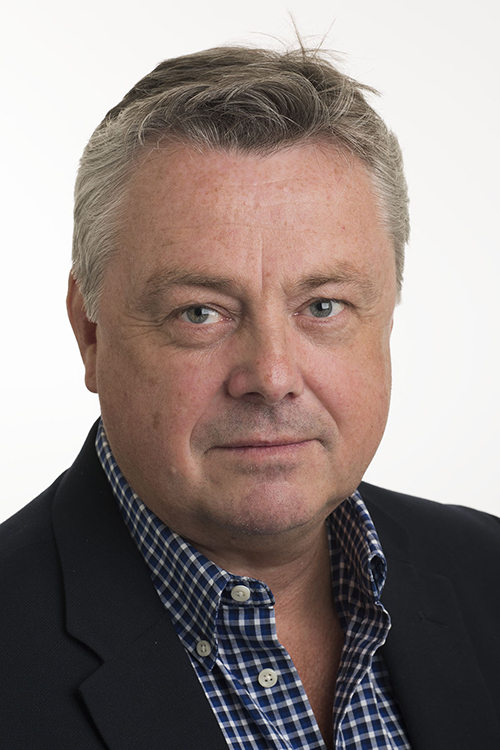 Pontus Blomberg, docent och verksamhetschef för Vecura.
