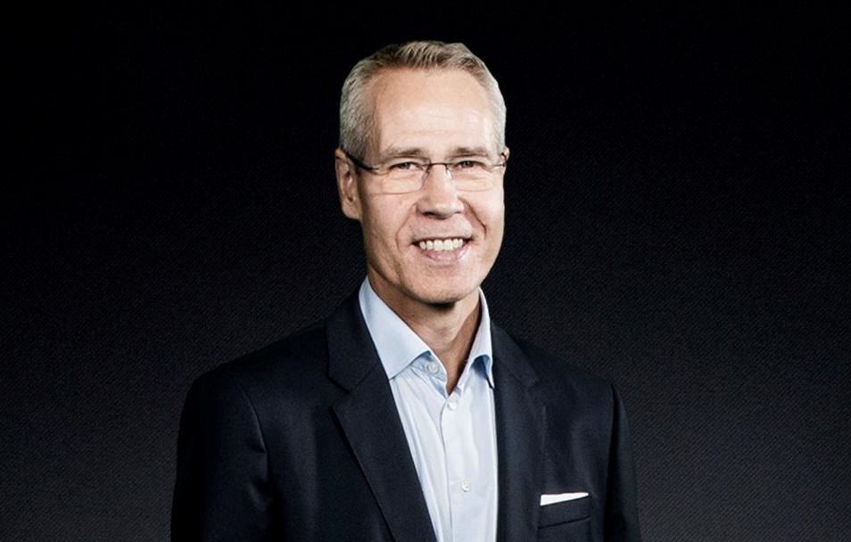 Peter Hovstadius, chef för Novartis Innovationskontor i Norden.