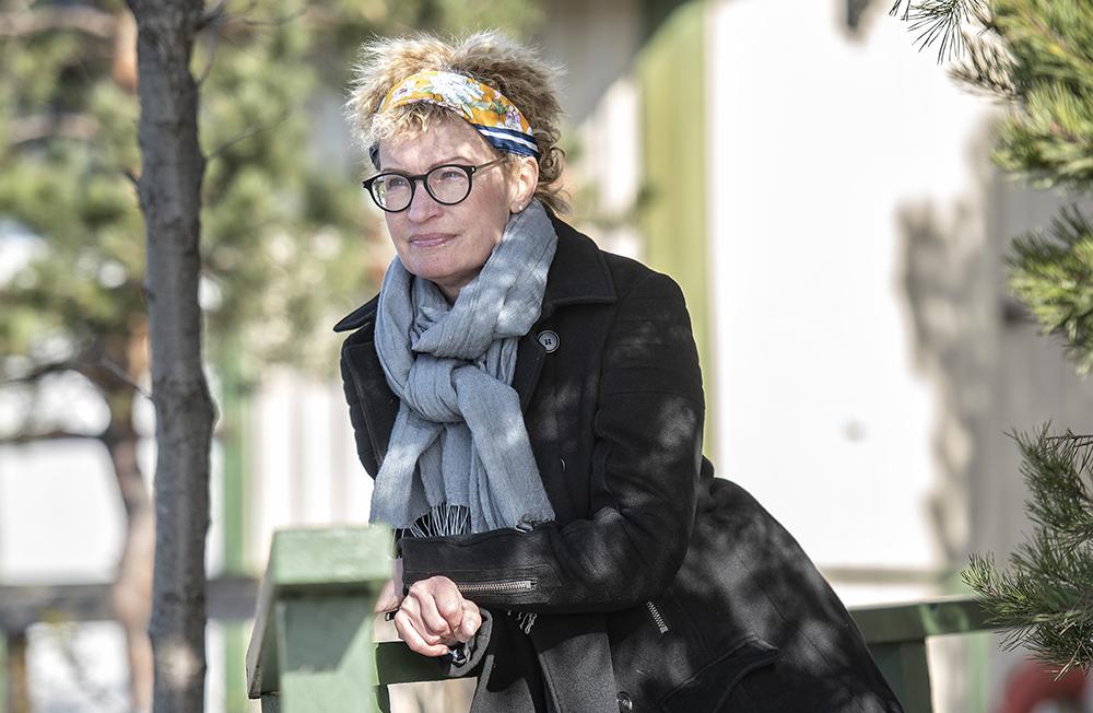 Till hösten har det gått tre år sedan Ragnhild Franzén började sin behandling. Efter den inledande chocken löper livet på i stort sett som vanligt.