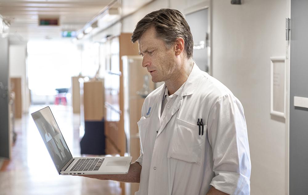 Claes Karlsson, programdirektör för PCM-programmet.