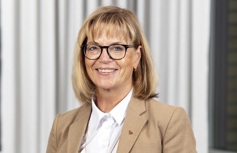 Margareta Olsson Birgersson, Medical Director.