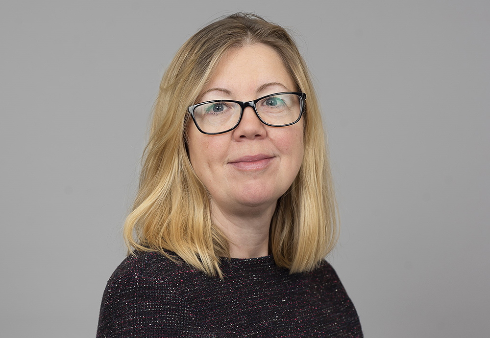 Petra de Verdier, Ph.D., Assoc. Prof. Business Lead Pathology Lab.