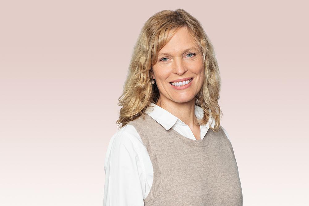 Eva Löfkvist, chef för kliniska prövningar i Norden.