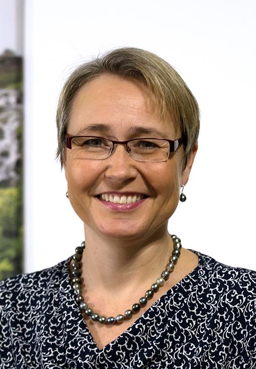 Anette Hommelgaard, medicinsk direktör för Gilead i Norden.